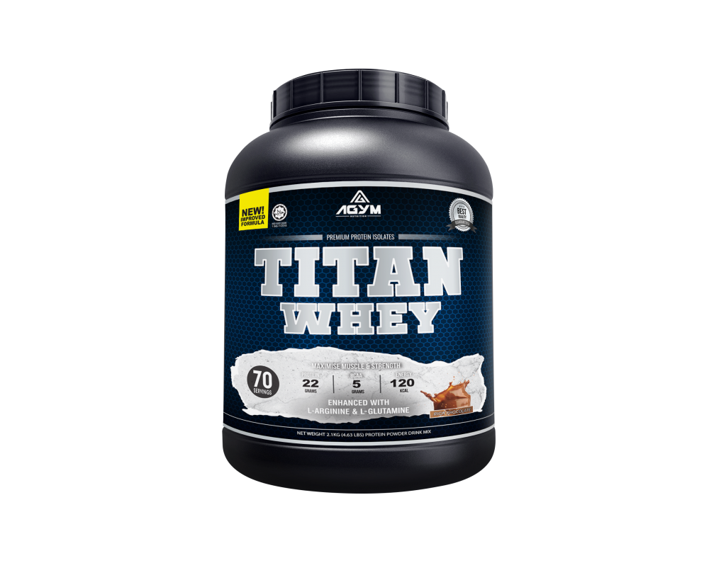 Singapore's Top Halal Whey Protein to build muscles and lose weight at the same time!