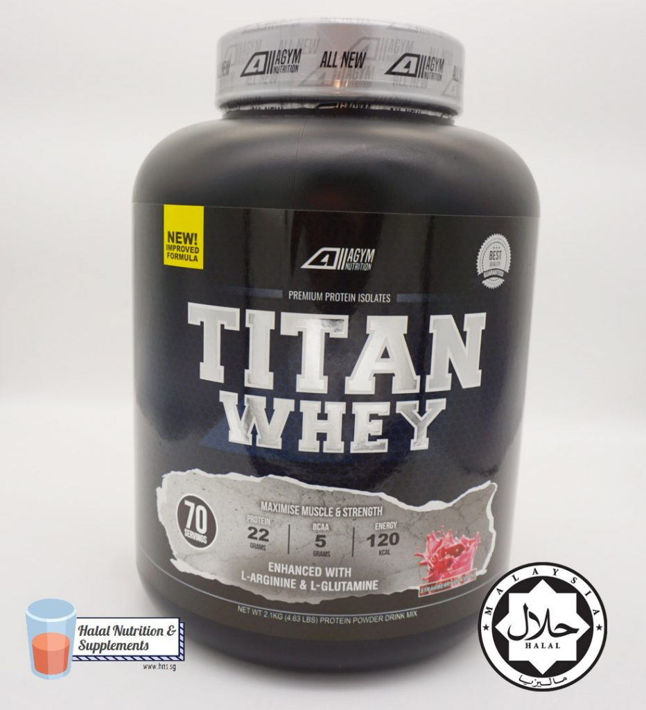 6e29888f2e Doesn't matter if you're on a keto diet or looking for the best and most  efficient weight gainer while on a bodybuilding phase, Titan Whey protein  is your ...