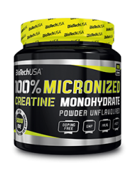 The finest creatine monohydrate from Biotech USA Supplements!